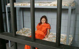 Prison-person