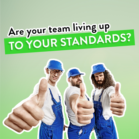 Your tradies are Brand Ambassadors!